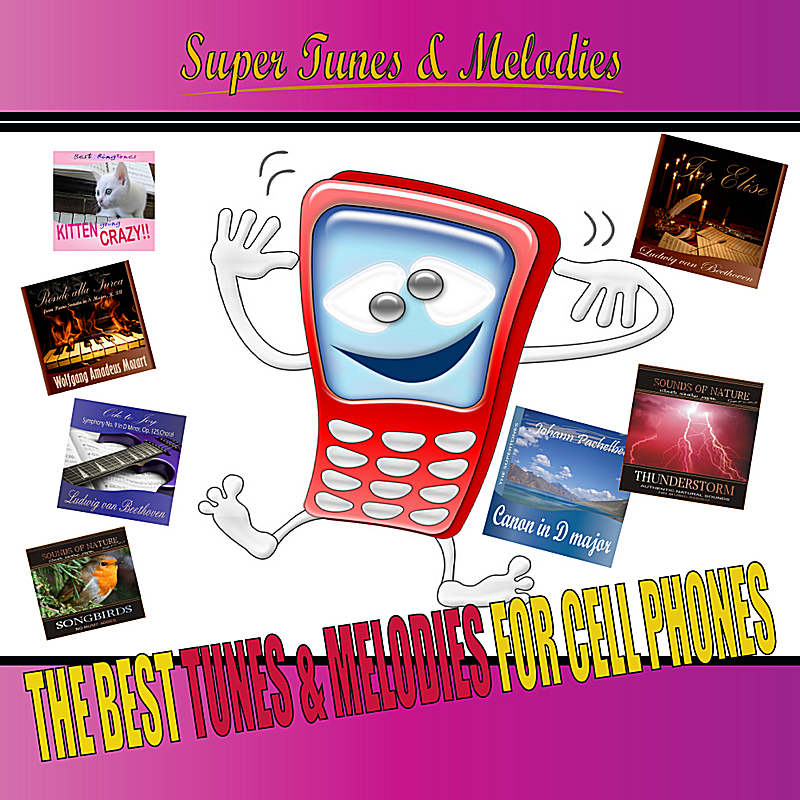 Listen Free to The Best Ringtones for Cell Phones - Piano Concerto