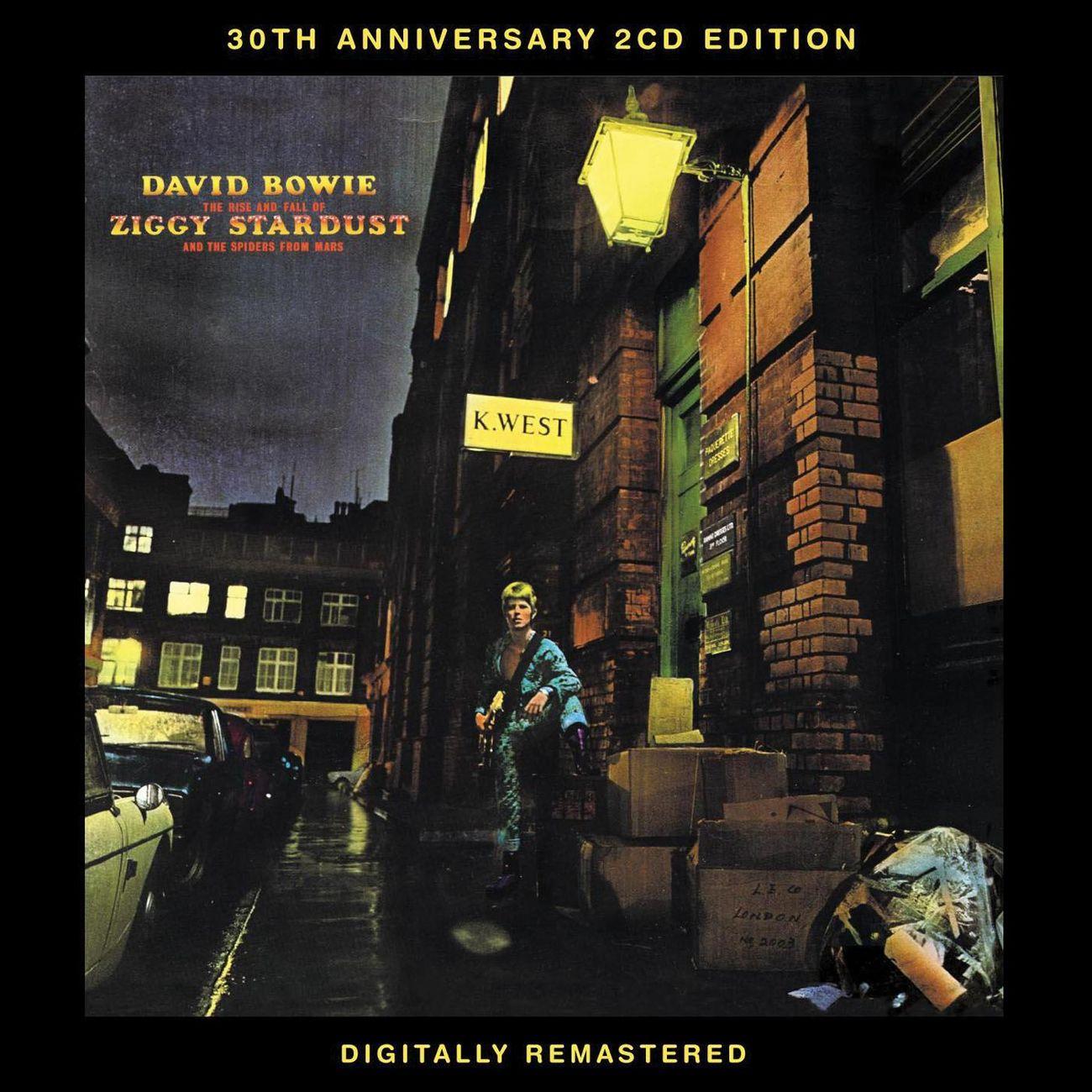 デイヴィッド・ボウイ / ジギー・スターダスト 30th アニヴァーサリー・エディション (2CD)