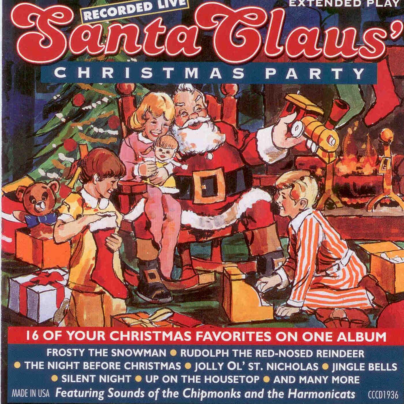 Listen Free to The Chipmunks - O Christmas Tree Radio | iHeartRadio