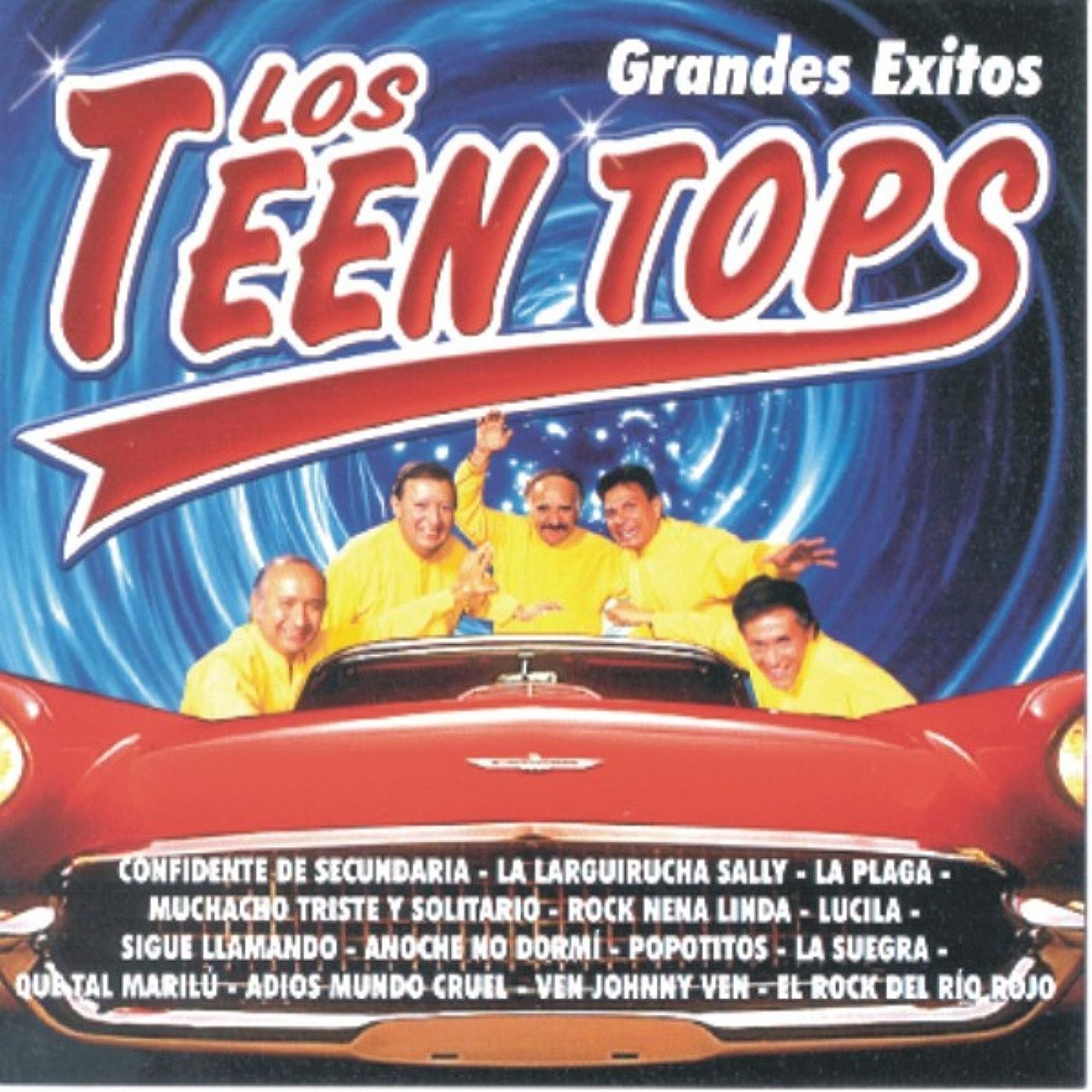350a168dd4 Listen Free to Los Teen Tops - Confidente De Secundaria Radio ...