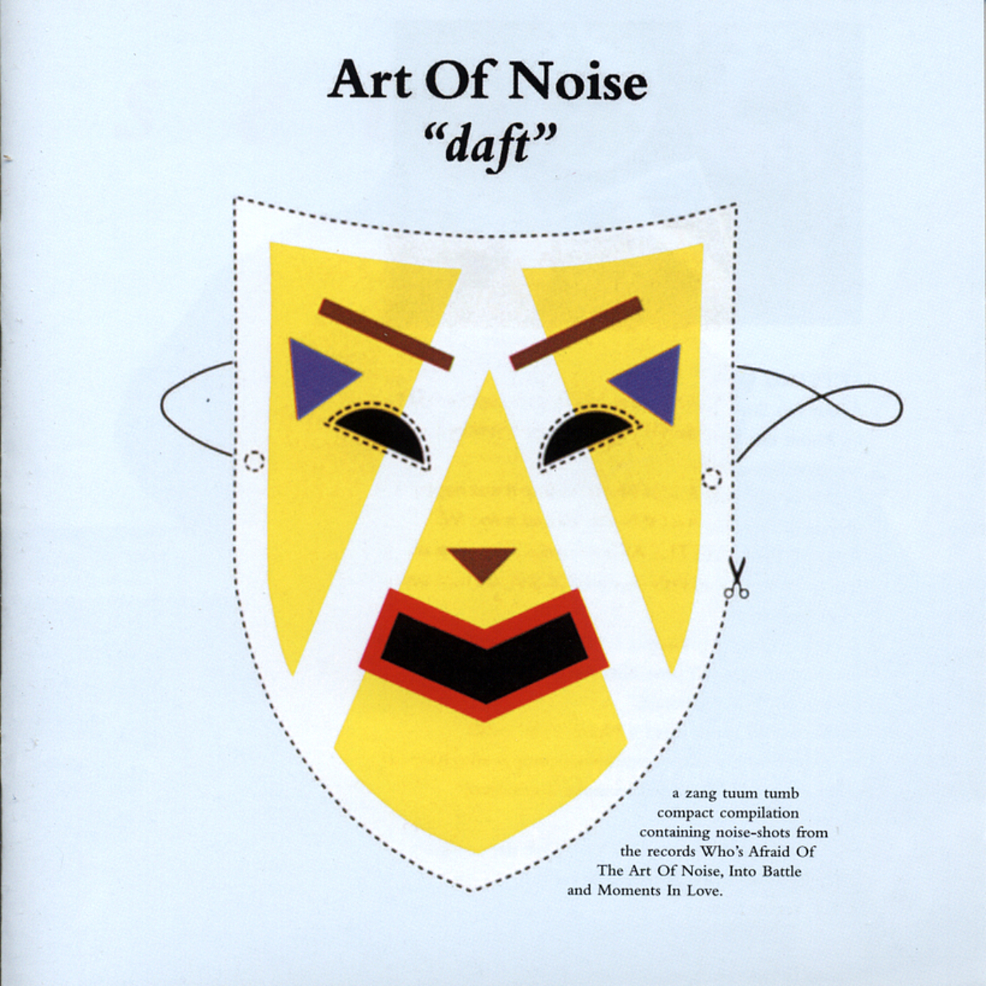 Listen Free To Art Of Noise Whos Afraid Of The Art Of Noise