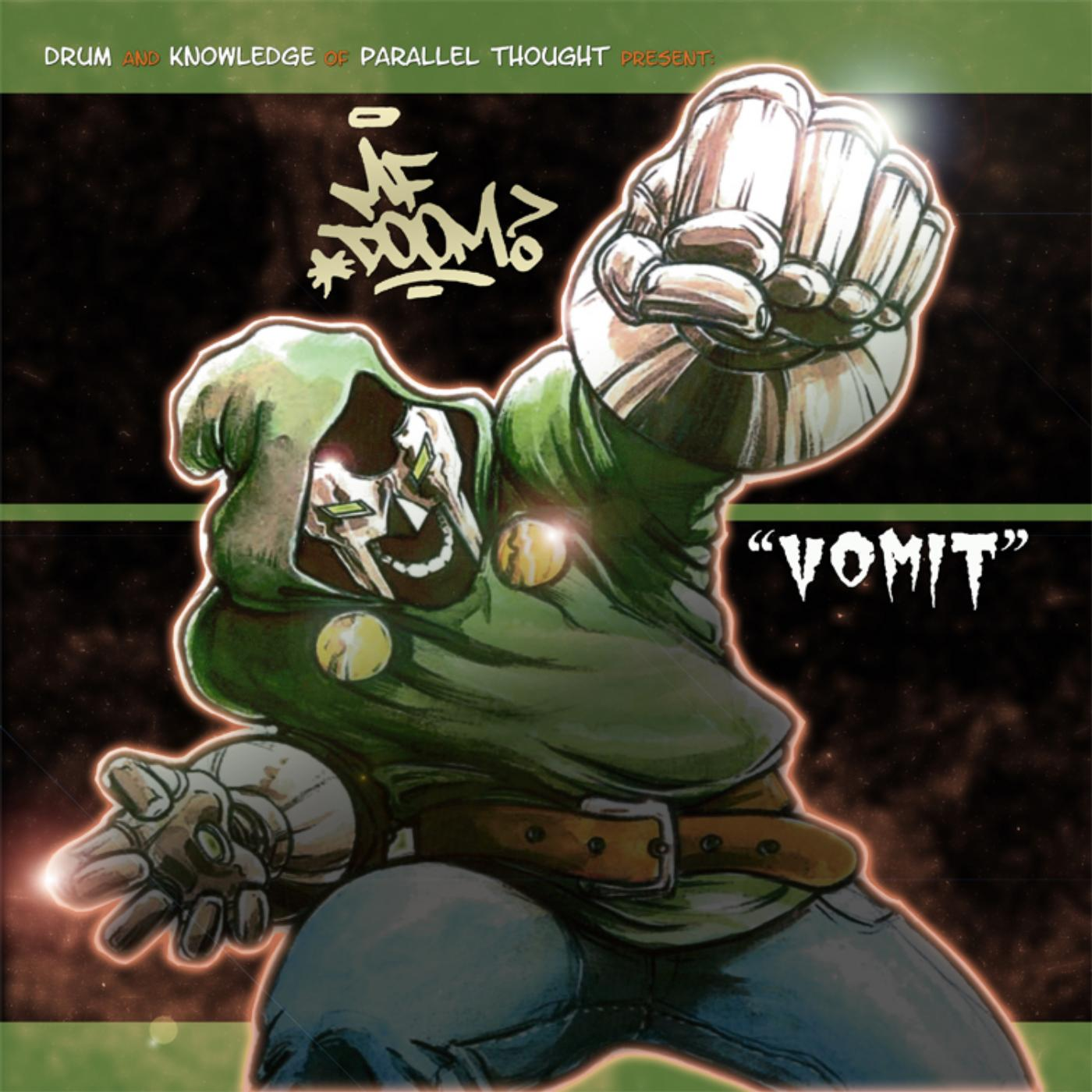 Listen Free to Parallel Thought - Vomit feat  MF DOOM (Cryptic One