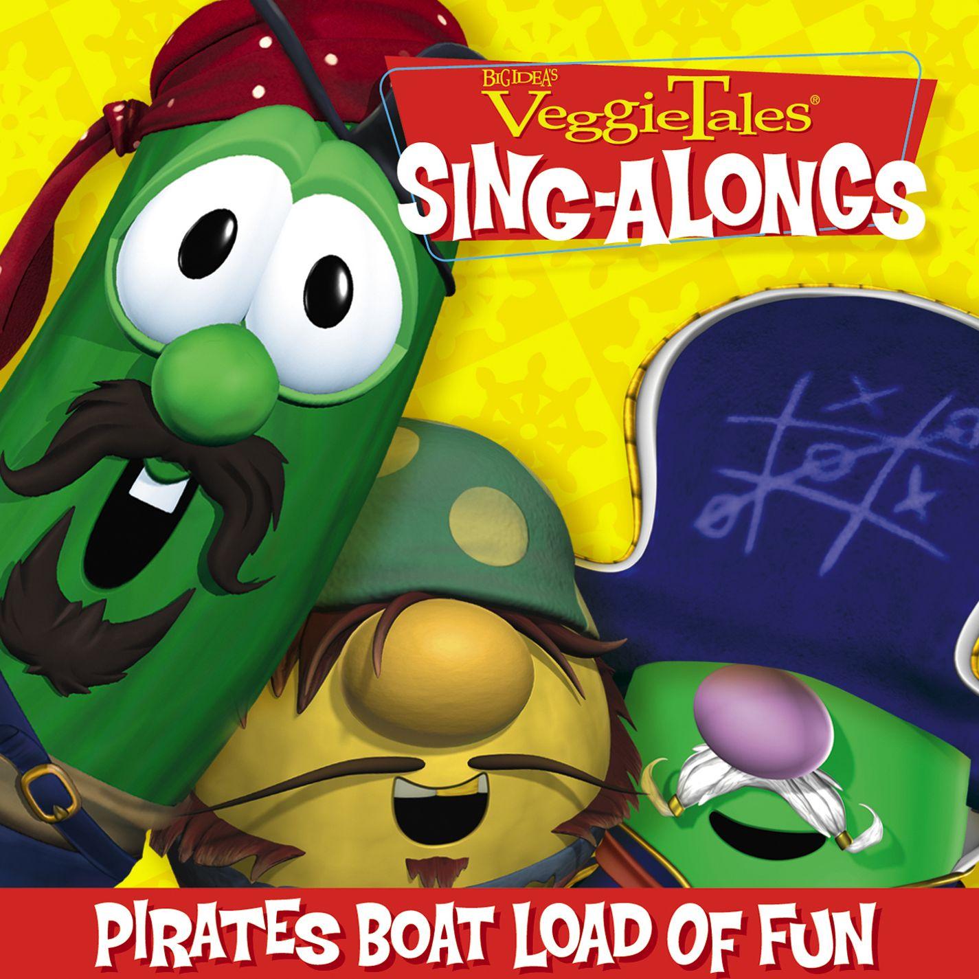 Listen Free To Veggietales The Slowest Ship On The Ocean Radio