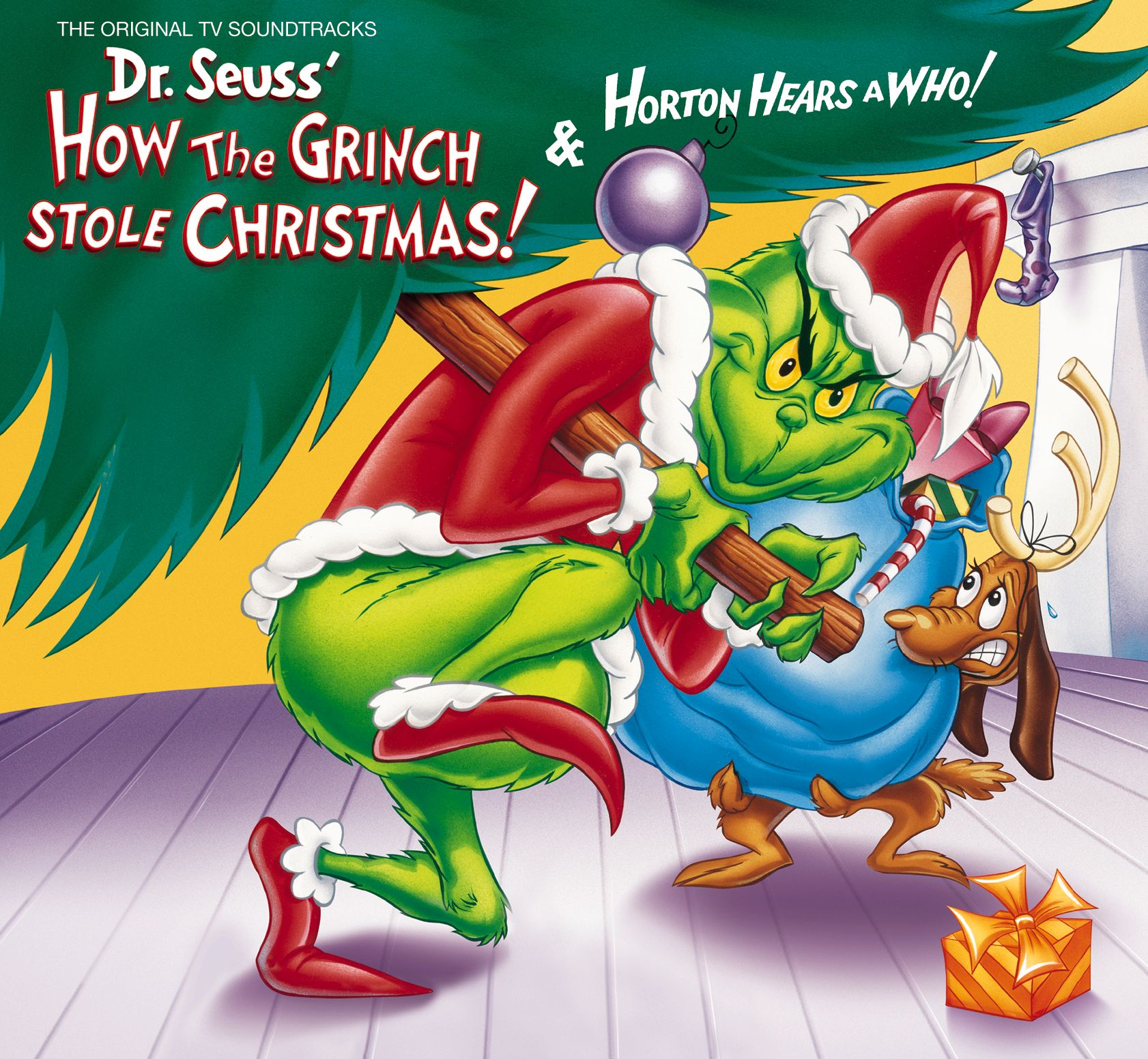listen free to dr seuss dr seuss u0027 how the grinch stole