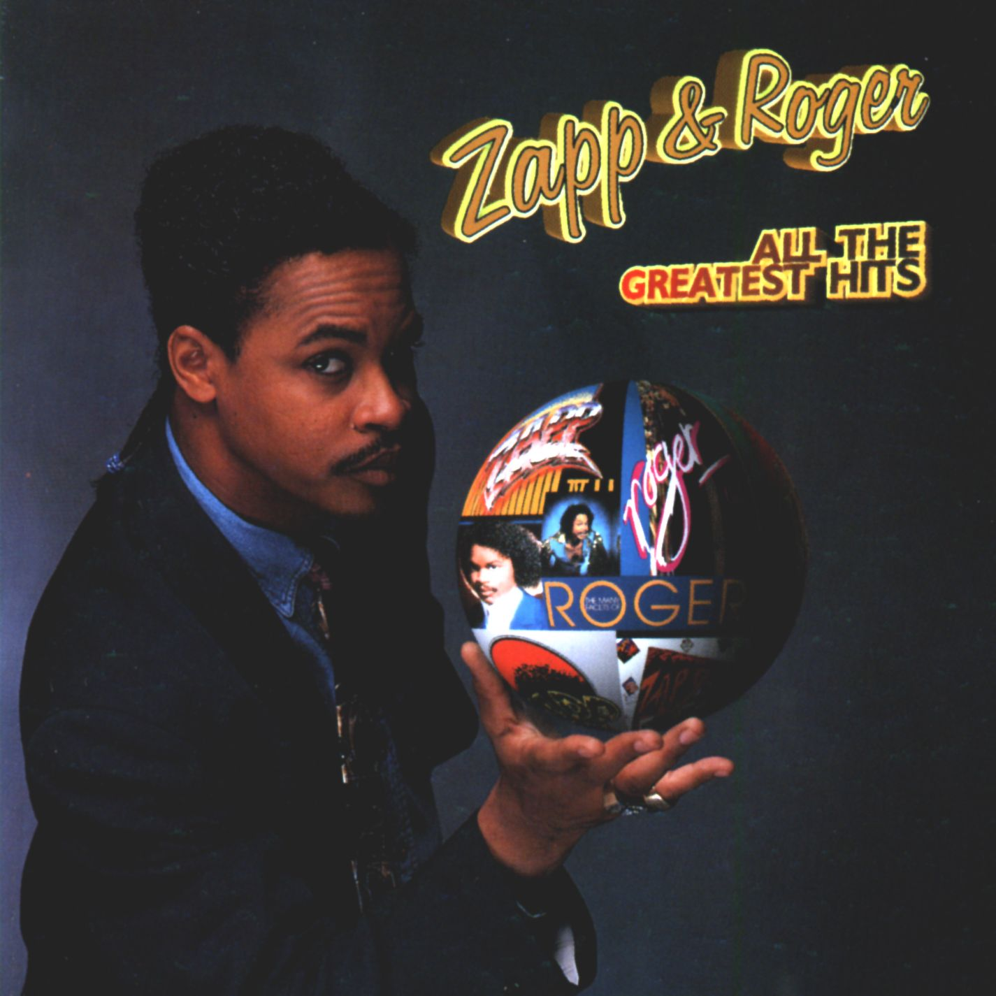 Zapp & roger: all the greatest hits by zapp & roger on apple music.