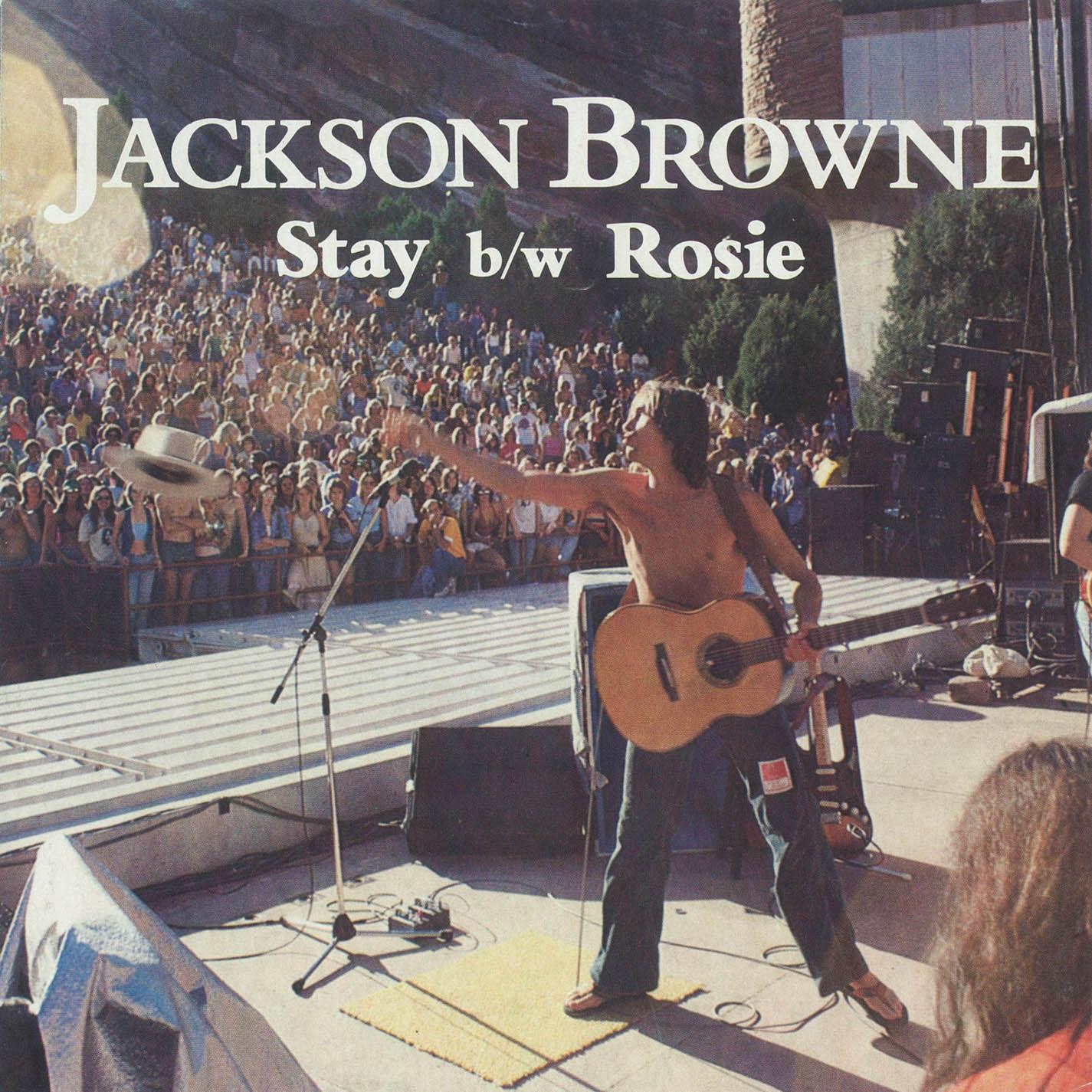 Jackson Browne - Stay | iHeartRadio