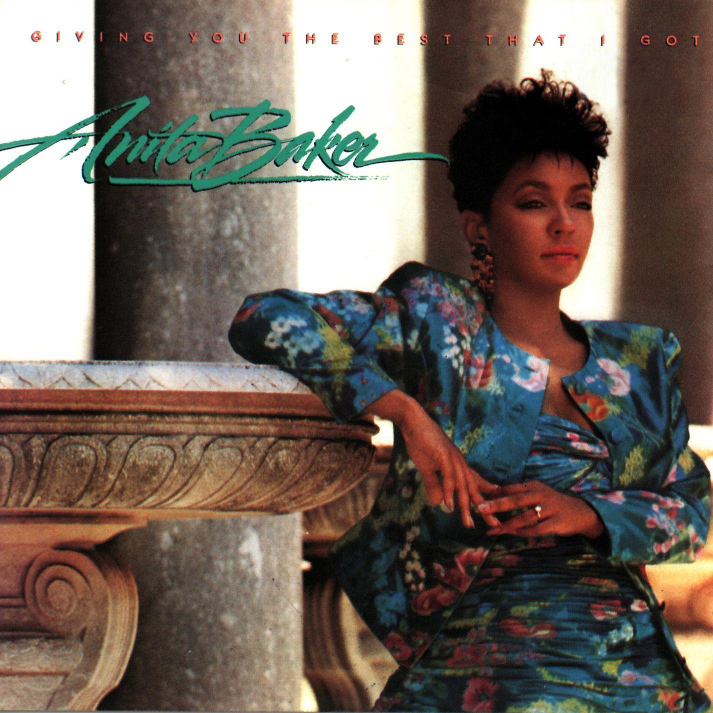Anita Baker - Just Because MP3 Download and Lyrics