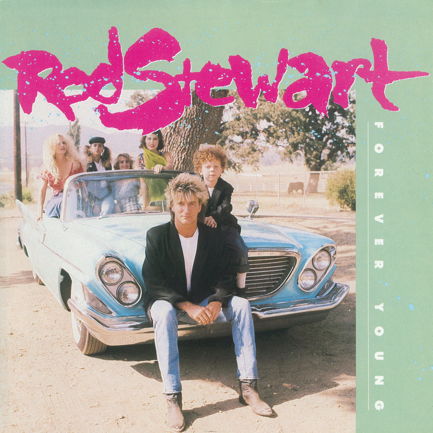 Listen Free to Rod Stewart - Forever Young Radio | iHeartRadio