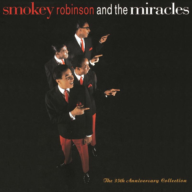 Smokey robinson the miracles