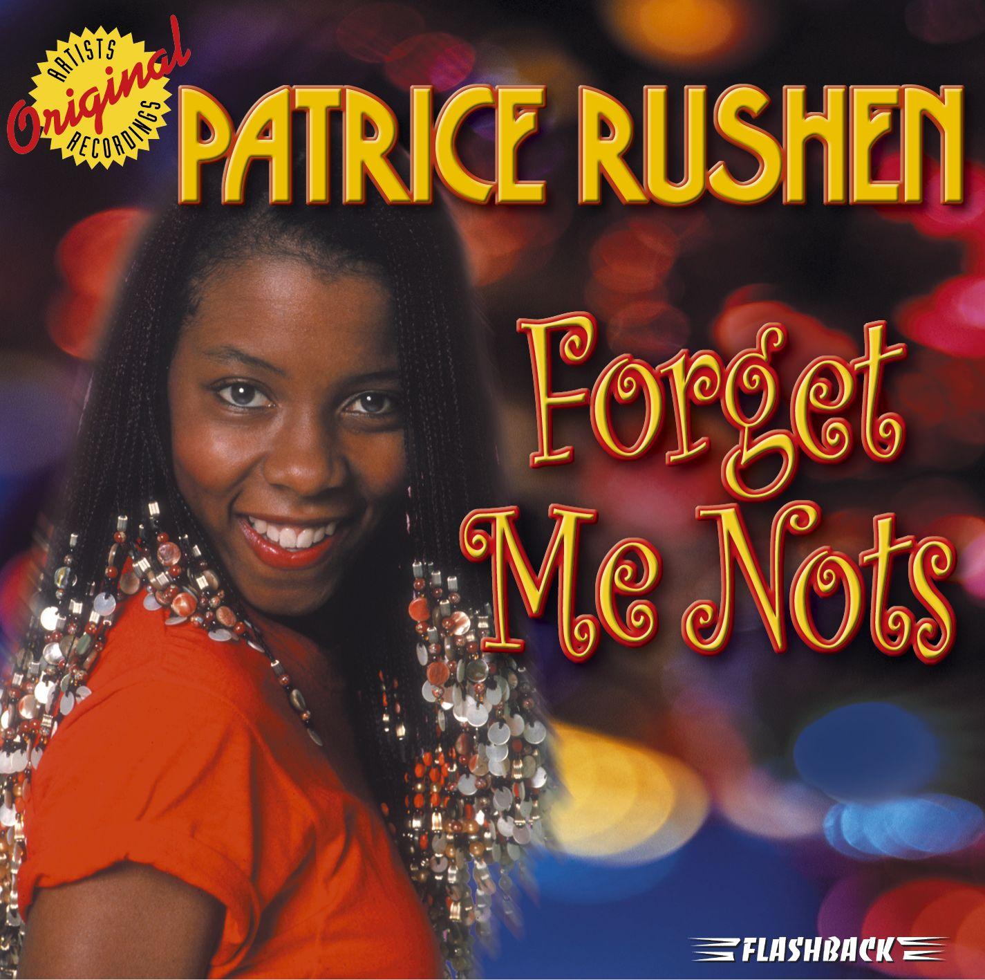 Resultado de imagen de Patrice Rushen - Forget Me Nots