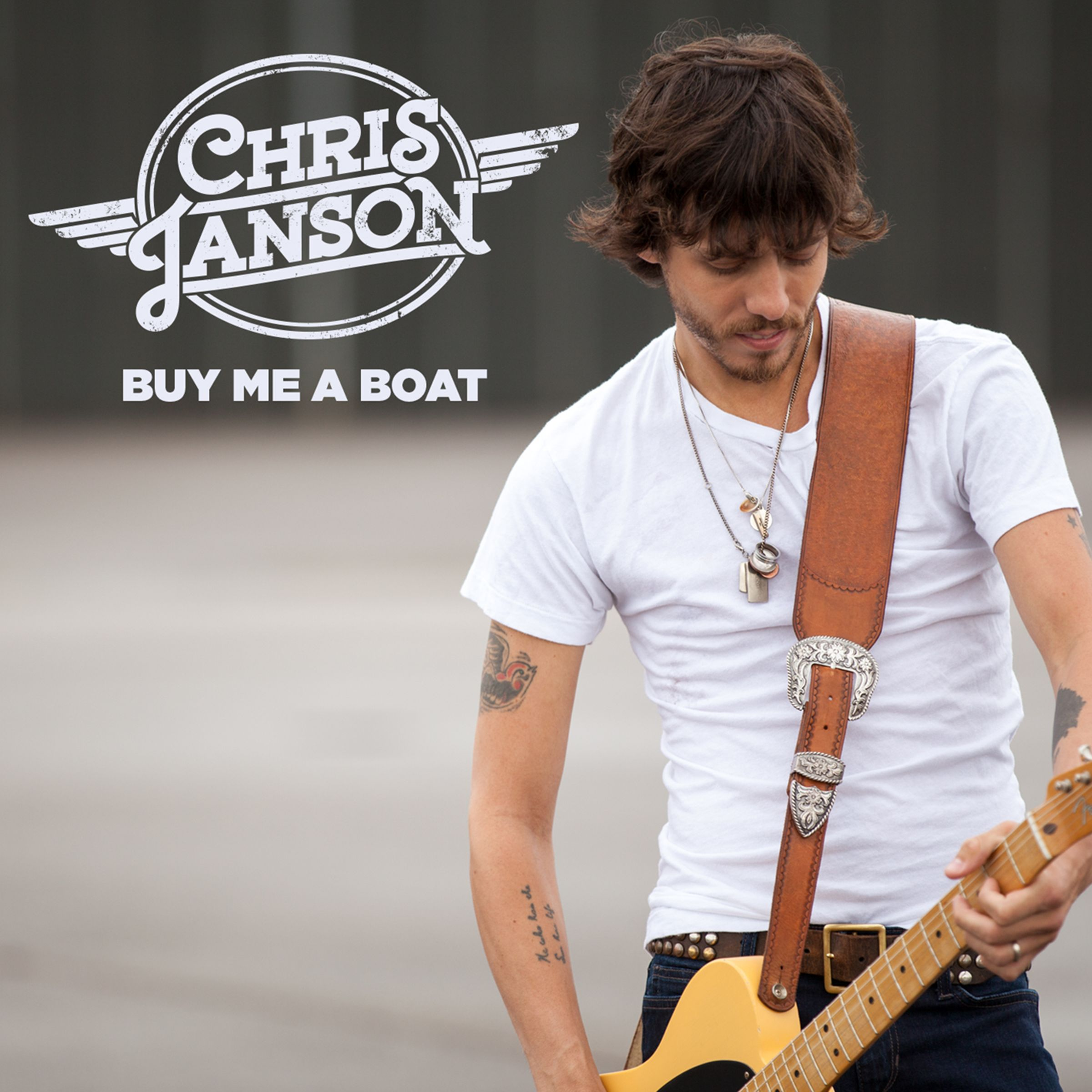 Image result for chris janson buy me a boat album