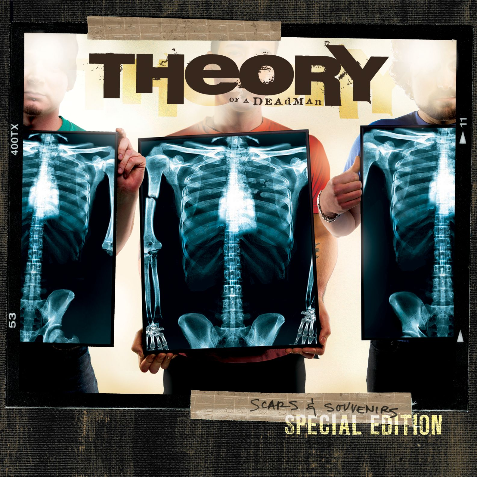 Listen Free To Theory Of A Deadman