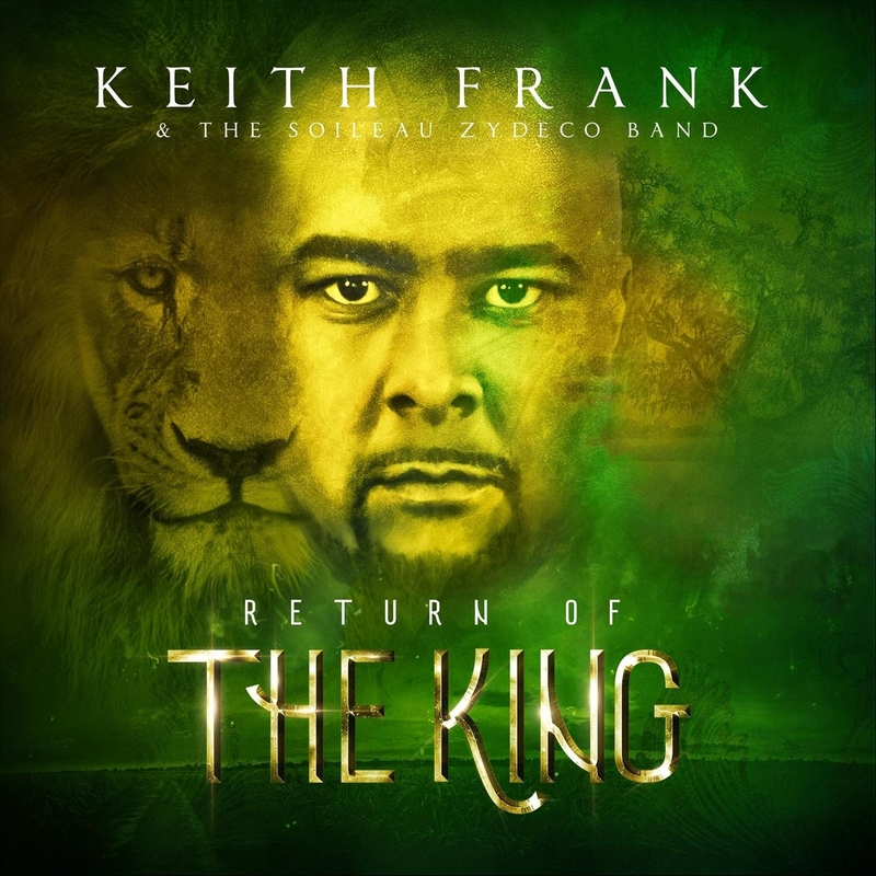 Listen Free to Keith Frank & The Soileau Zydeco Band