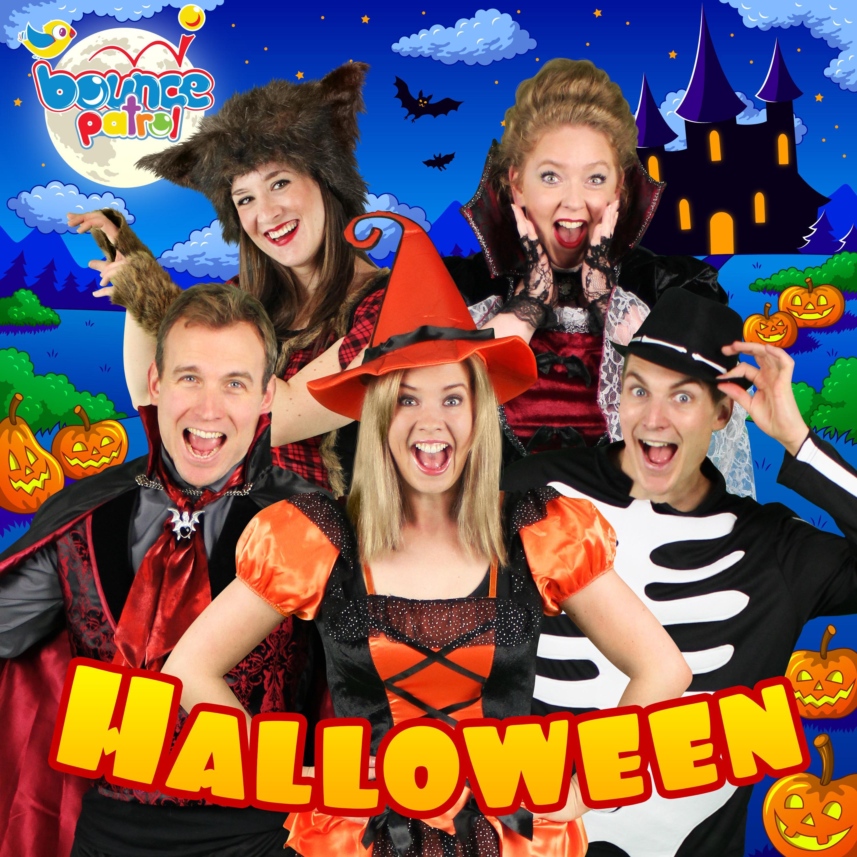 Listen Free to Bounce Patrol - Halloween Stomp Radio