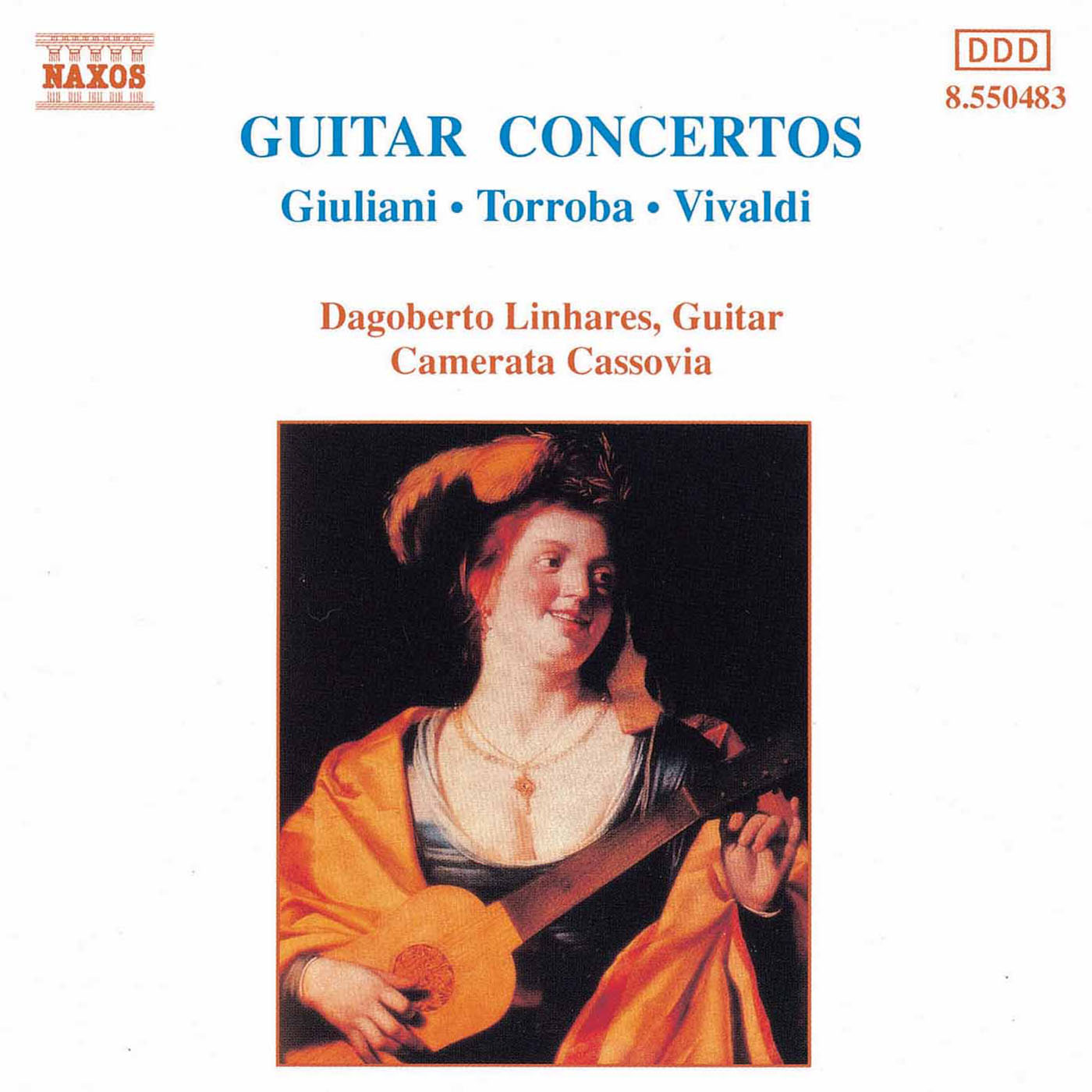 Listen Free to Dagoberto Linhares - Chamber Concerto in D