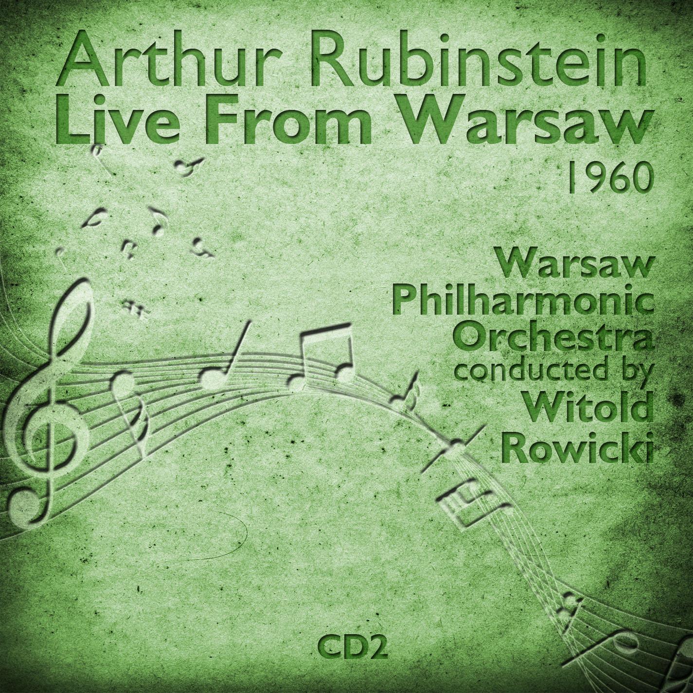Listen Free to Arthur Rubinstein (piano) - A Conversation