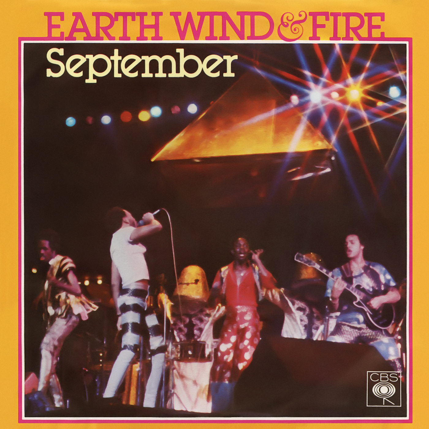 earth, wind and fire september - photo #14