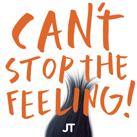 Can't Stop The Feeling . ' - ' . JUSTIN TIMBERLAKE