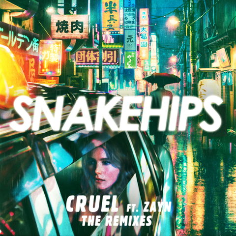 Snakehips Radio: Listen to Free Music & Get The Latest Info
