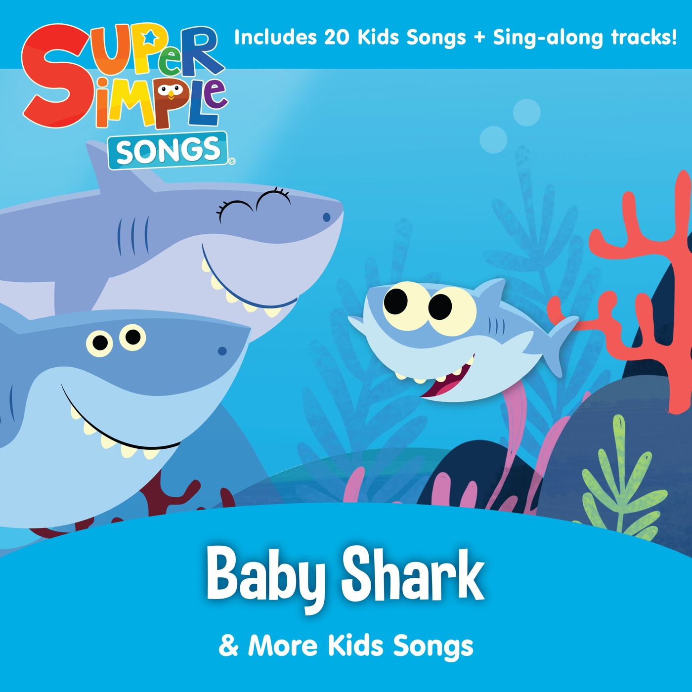 Listen Free to Super Simple Songs - The Muffin Man (Sing