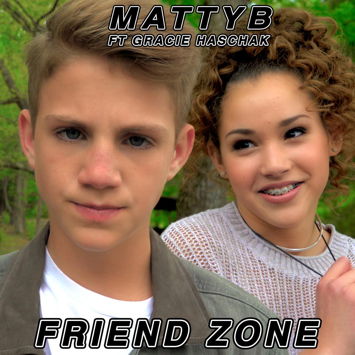 listen free to mattyb friend zone feat gracie haschak radio on