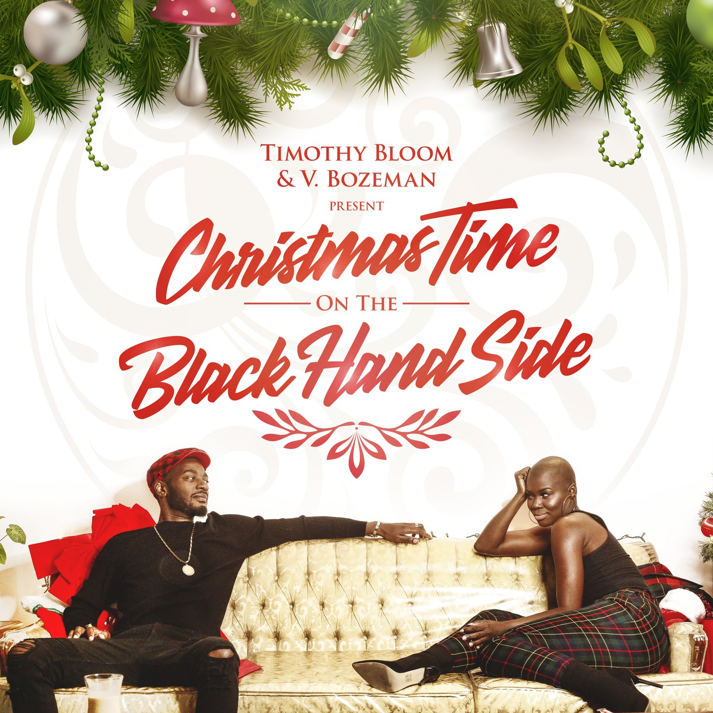 Listen Free to Timothy Bloom - Christmas Time on the Black Hand Side ...