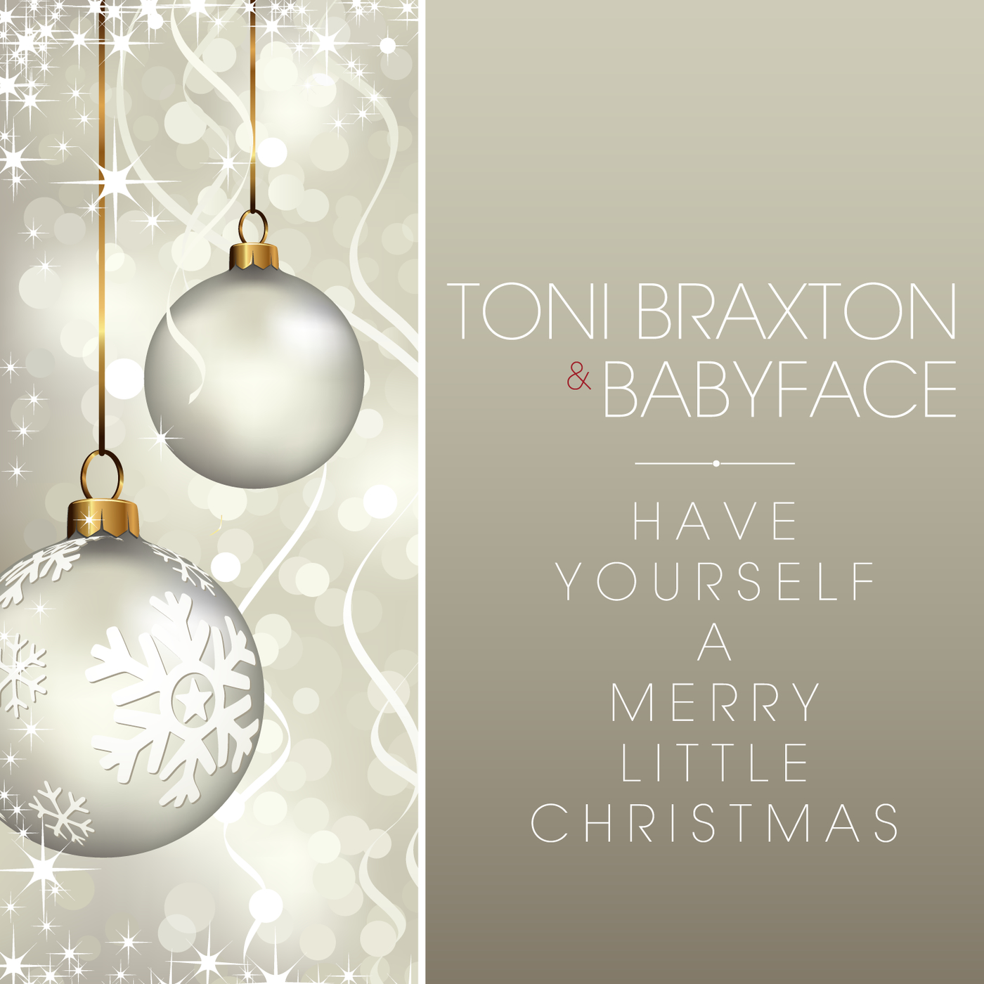 Listen Free to Toni Braxton - Have Yourself A Merry Little Christmas ...