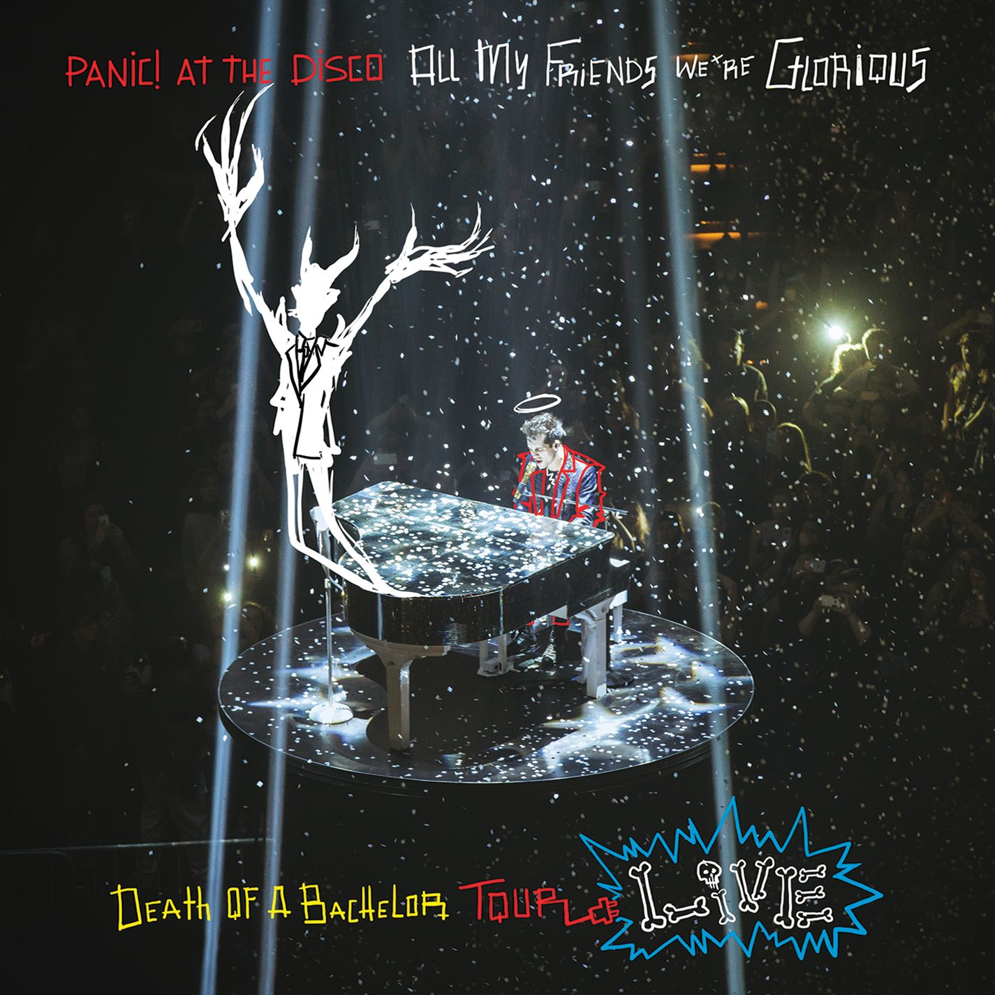 The Suburban Bachelor: Panic! At The Disco Radio: Listen To Free Music & Get The