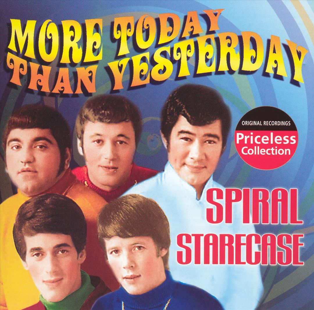 Listen Free To Spiral Starecase More Today Than Yesterday Radio