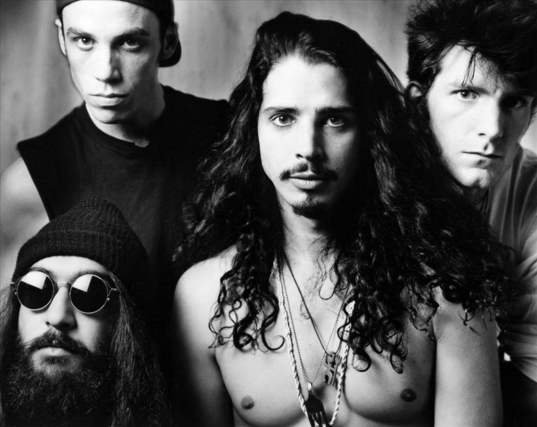 Resultado de imagen de Soundgarden