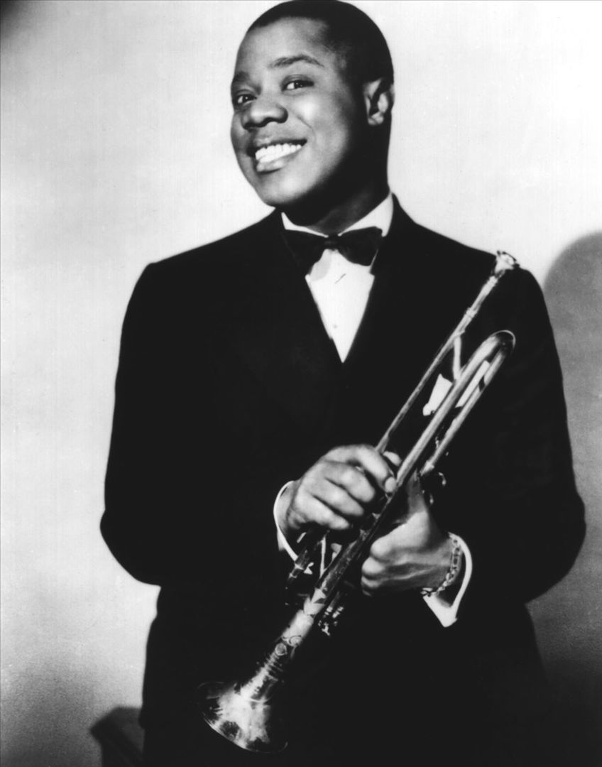 "an analysis of the music of louis armstrong a famous musician Music 2013 louis armstrong gene h anderson university of richmond  of  bessie smith on ""st louis blues"" is considered a classic interpretation of wc  handy's  musical's sixmonth run, armstrong, already famous among blacks,  had."