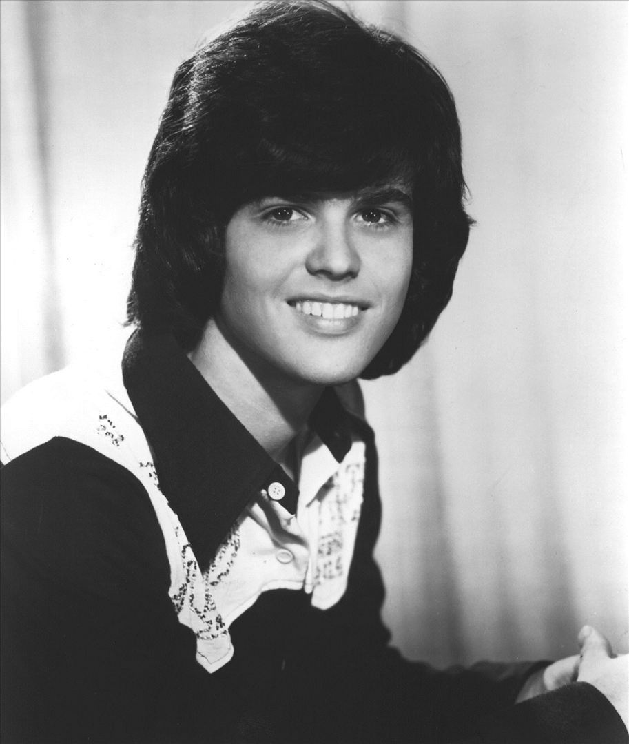 donny osmond your song