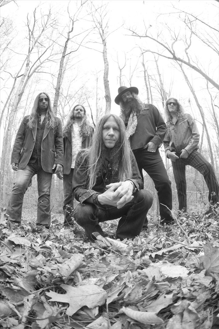 Listen Free To Blackberry Smoke Old Shoes And Picture Postcards