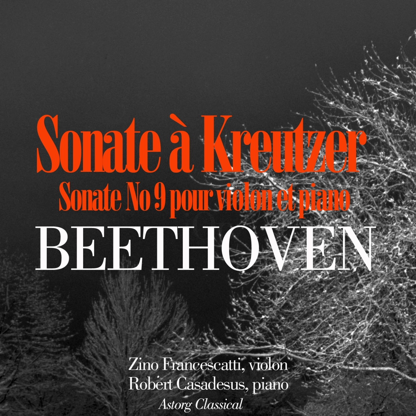 Sonata for Violin and Piano No.9 in A, Op.47, 'Kreutzer' : I. Adagio sostenuto, Presto