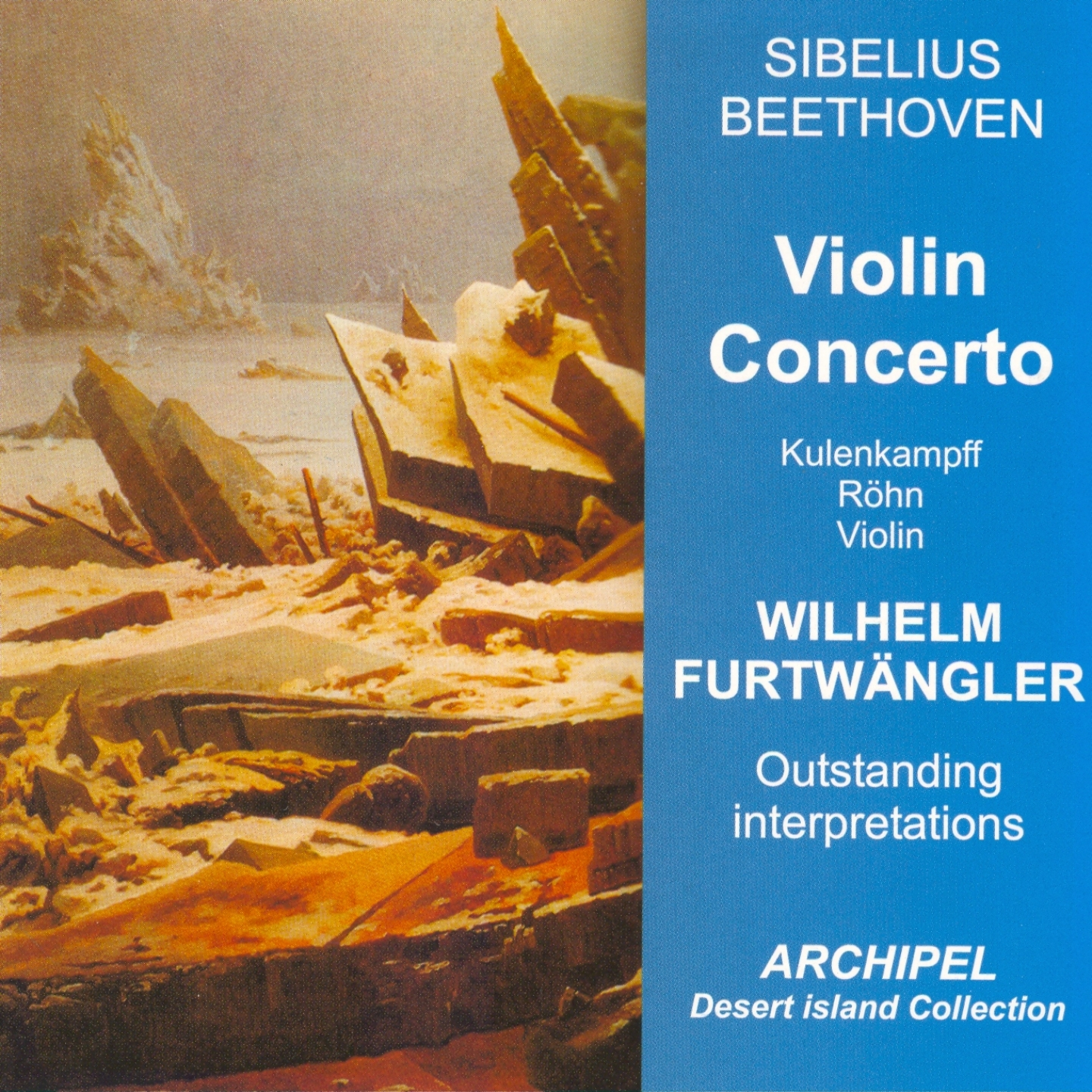 Luwig Van Beethoven: Concerto for Violin and Orchestra In D Op.61 - Allegro Ma Non Troppo