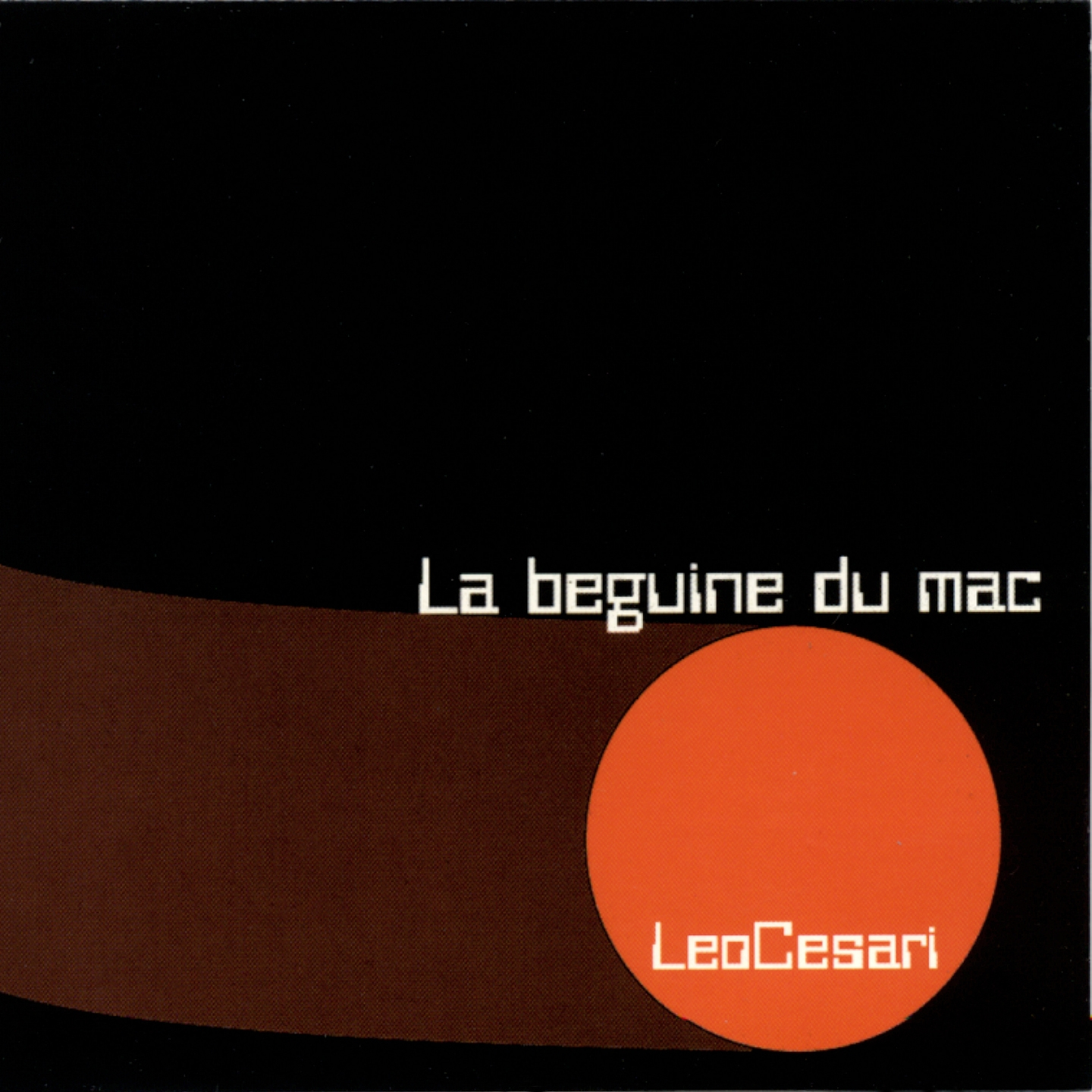 La beguine du mac