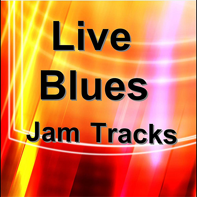 Slow Blues Jam (E)