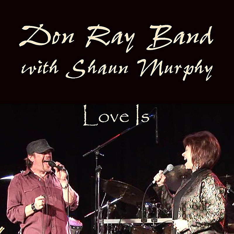 Love Is (feat. Shaun Murphy)