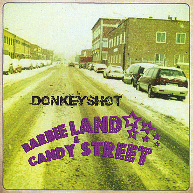 Barbie Land & Candy Street