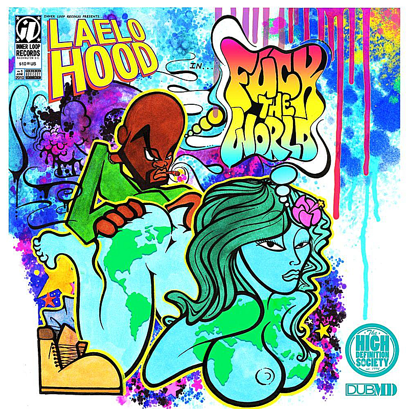 High (feat. Jai Blazin & Claudette Monet)