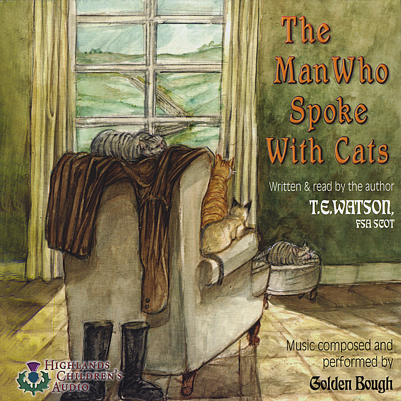 The MAn Who Spoke With Cats