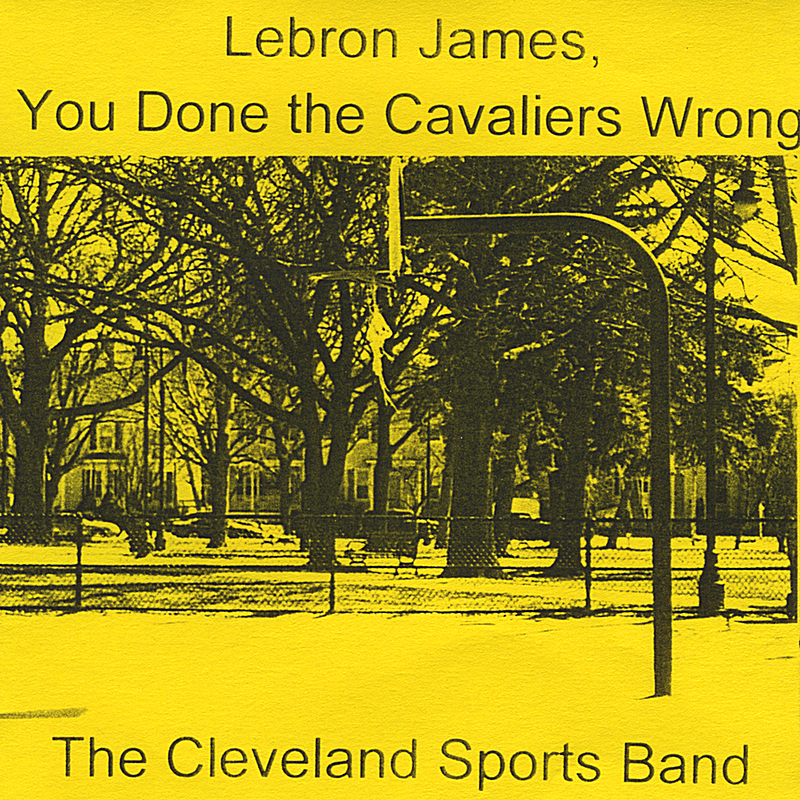 Lebron James, You Done the Cavaliers Wrong