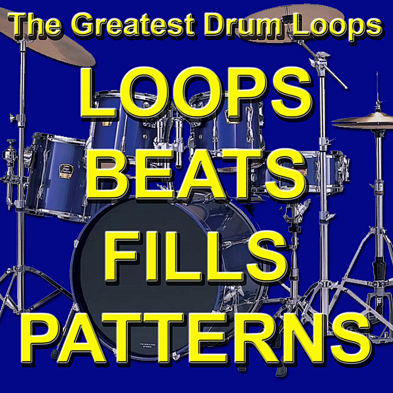 Boom Boom Marching fight Song Drummer loop 7 fill