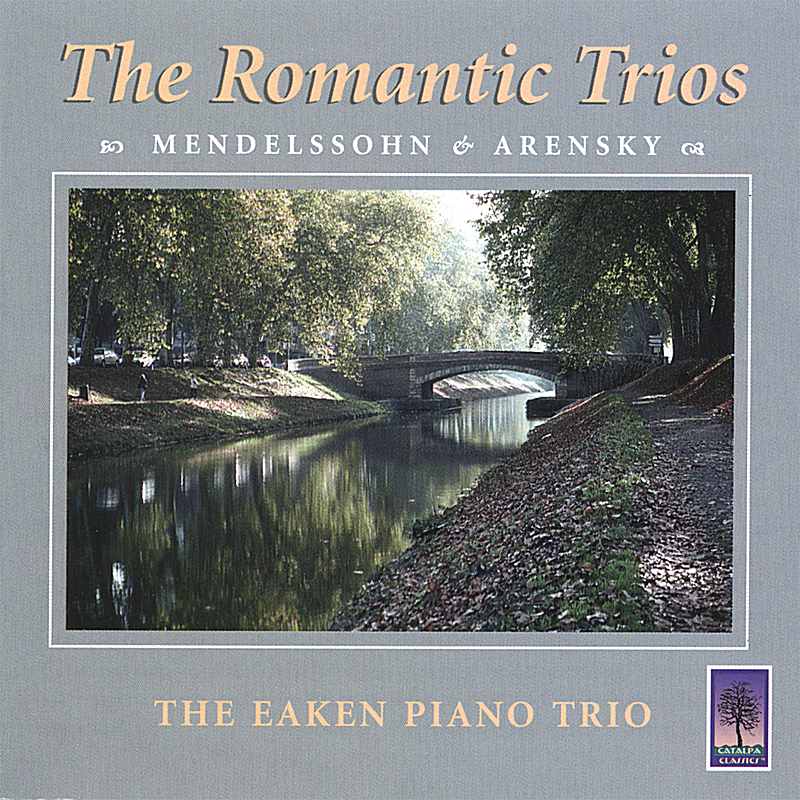 D Minor Trio, Movement Two