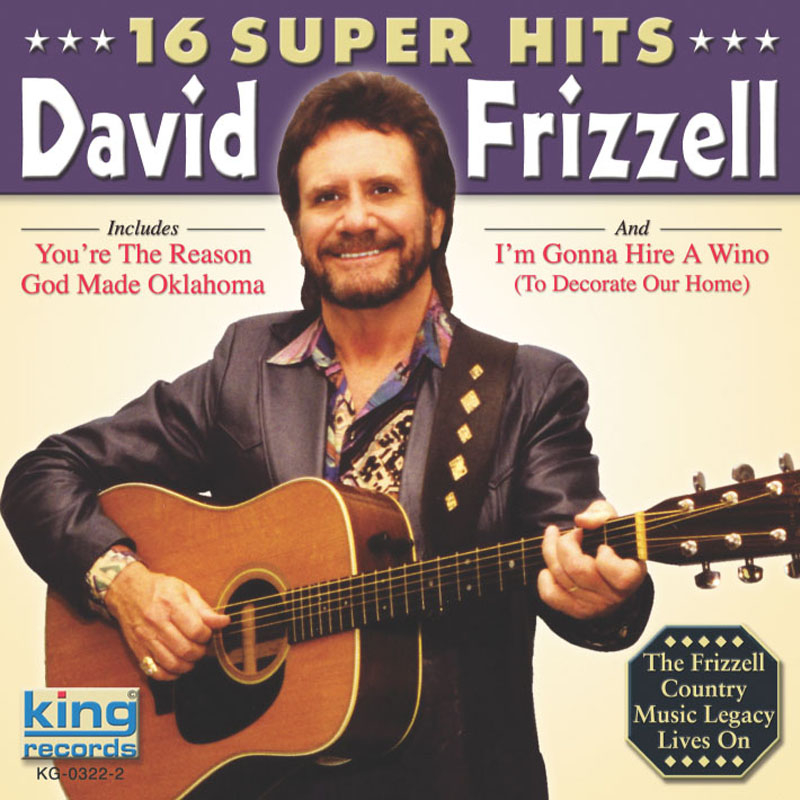 Listen Free To David Frizzell
