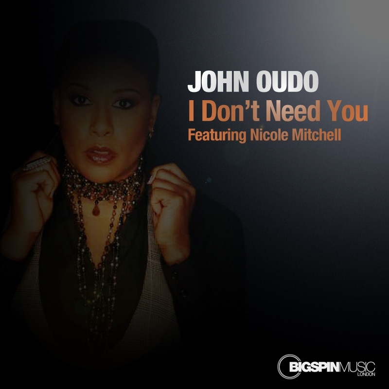 I Dont Need You (Percussionism Vocal Mix)