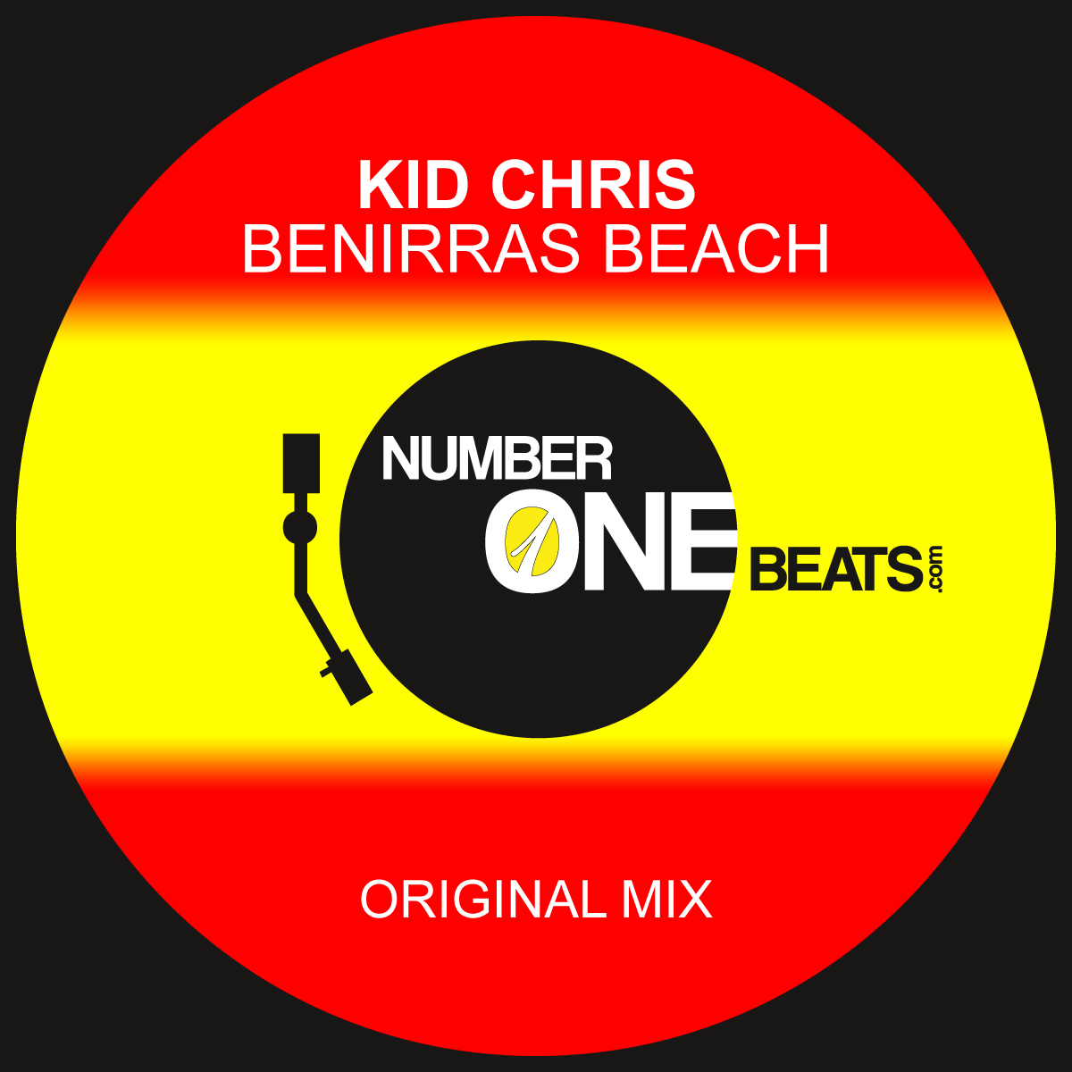 Benirras Beach (Original Mix)