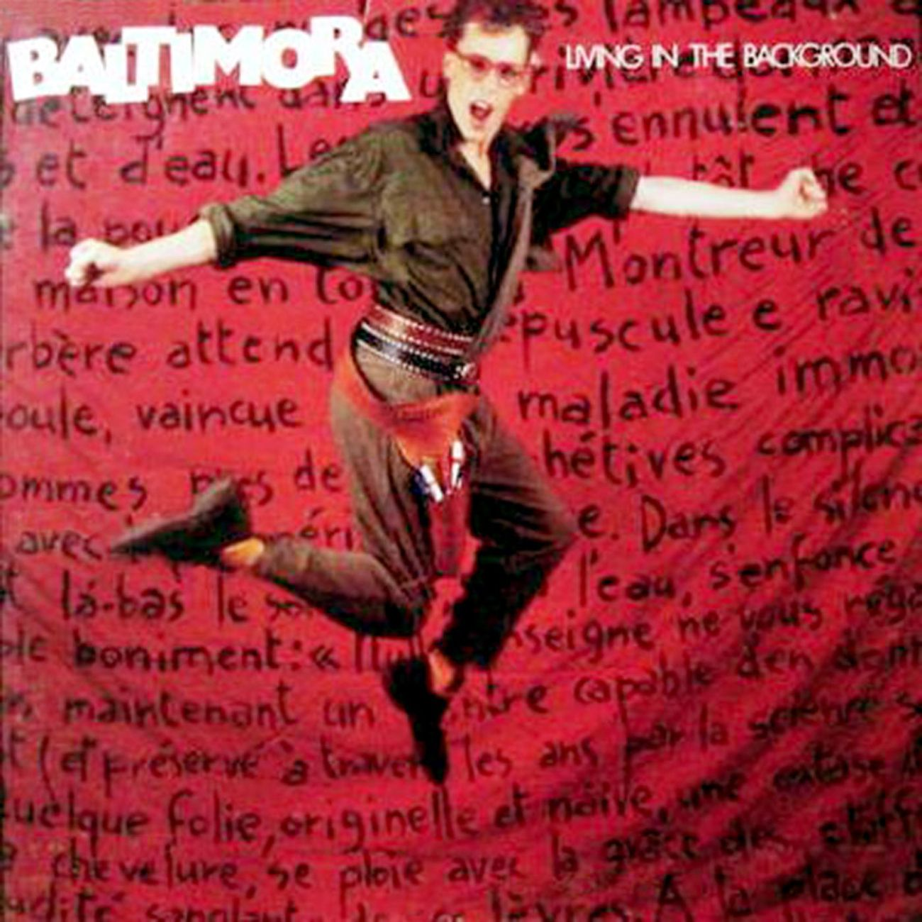 Tarzan Boy (Album Version)