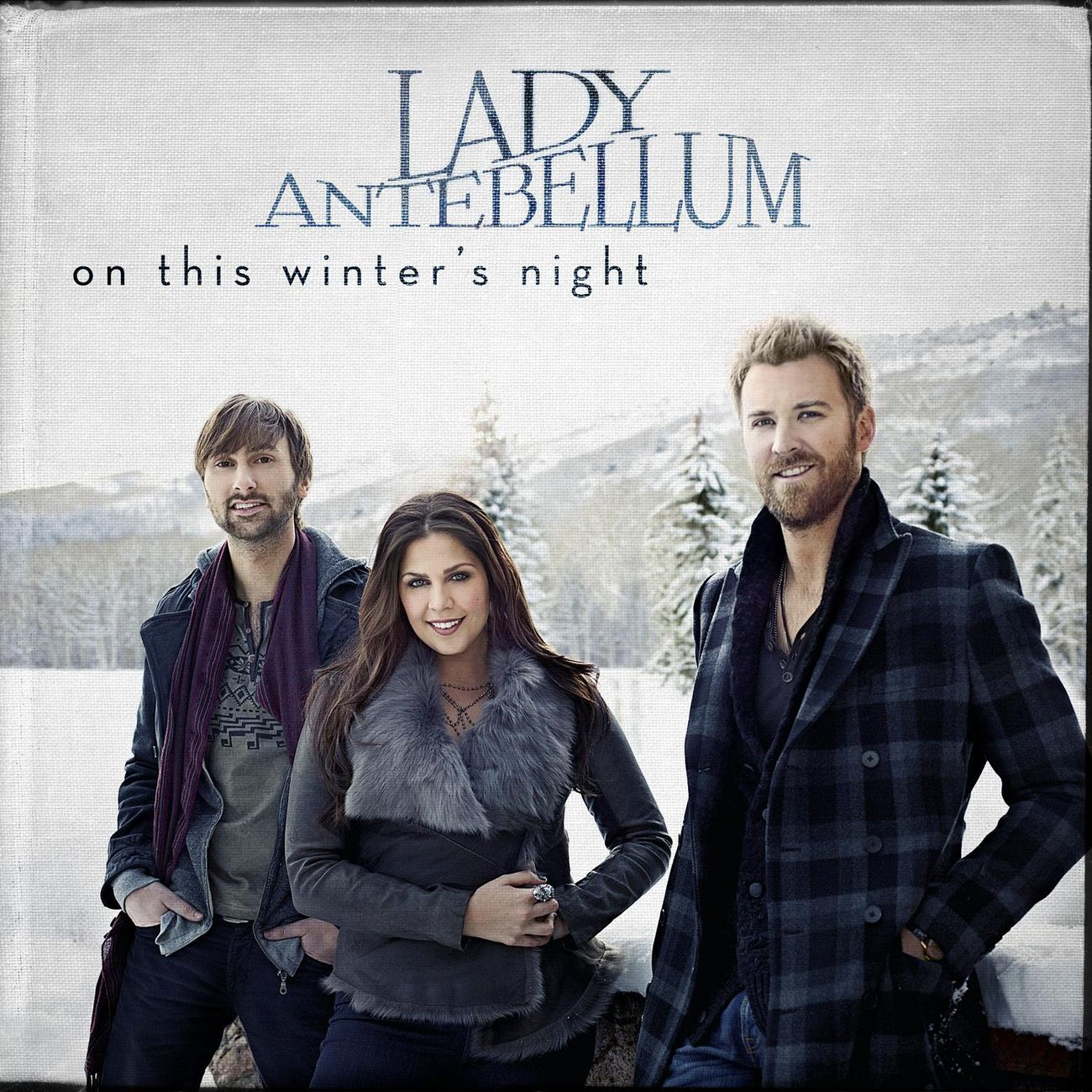 Listen Free to Lady Antebellum - Lady A (Blue Christmas) Radio ...
