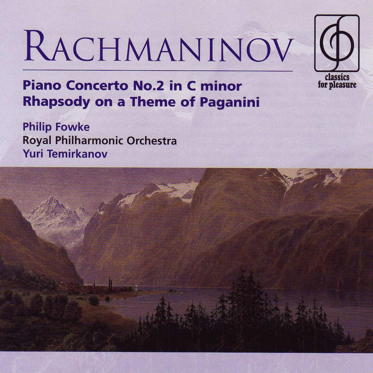 Rhapsody on a Theme of Paganini Op. 43: Variation XI (Moderato)